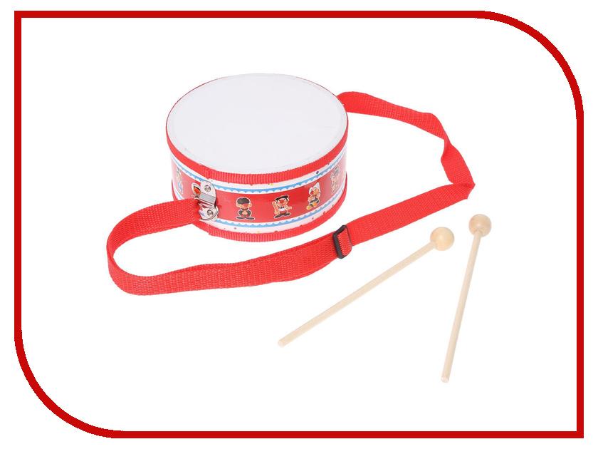 Детский музыкальный инструмент Лесная мастерская Барабан 155550 прометей лесная быль