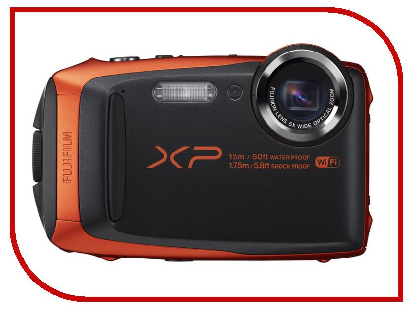 Фотоаппарат FujiFilm FinePix XP90 Orange<br>