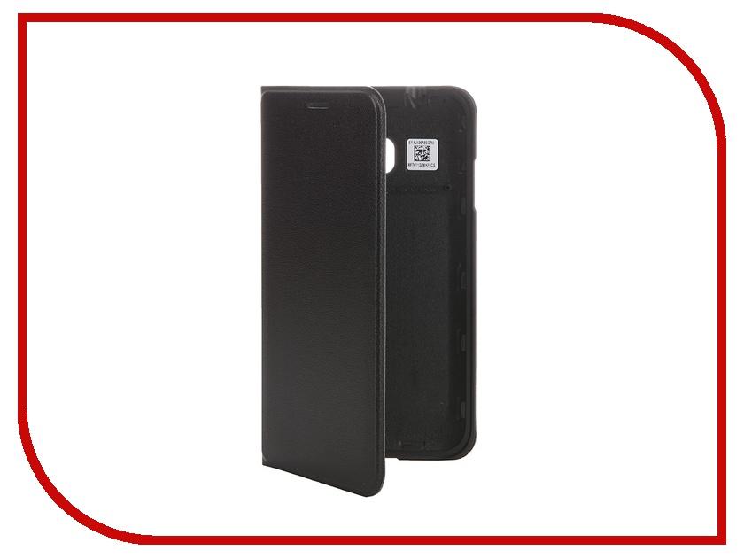 ��������� ����� Samsung SM-J105 Galaxy J1 mini Flip Cover Black EF-FJ105PBEGRU