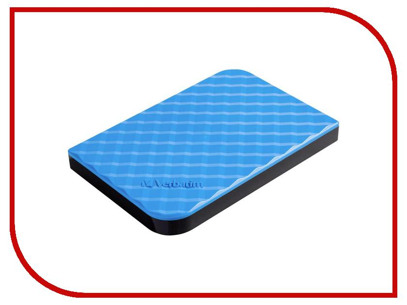 Фото Жесткий диск Verbatim Store n Go New 1000Gb USB 3.0 Blue 53200