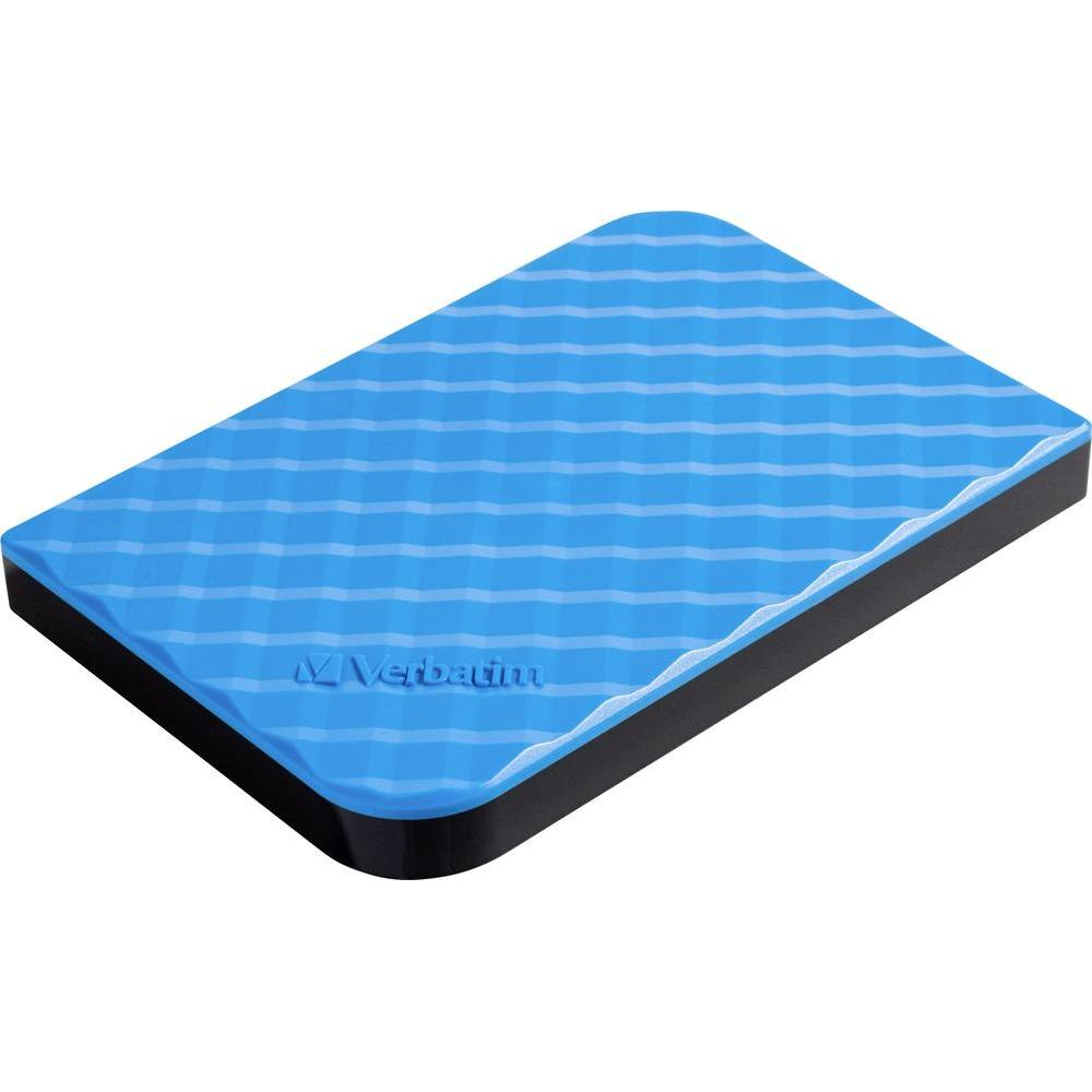 Жесткий диск Verbatim Store n Go New 1000Gb USB 3.0 Blue 53200