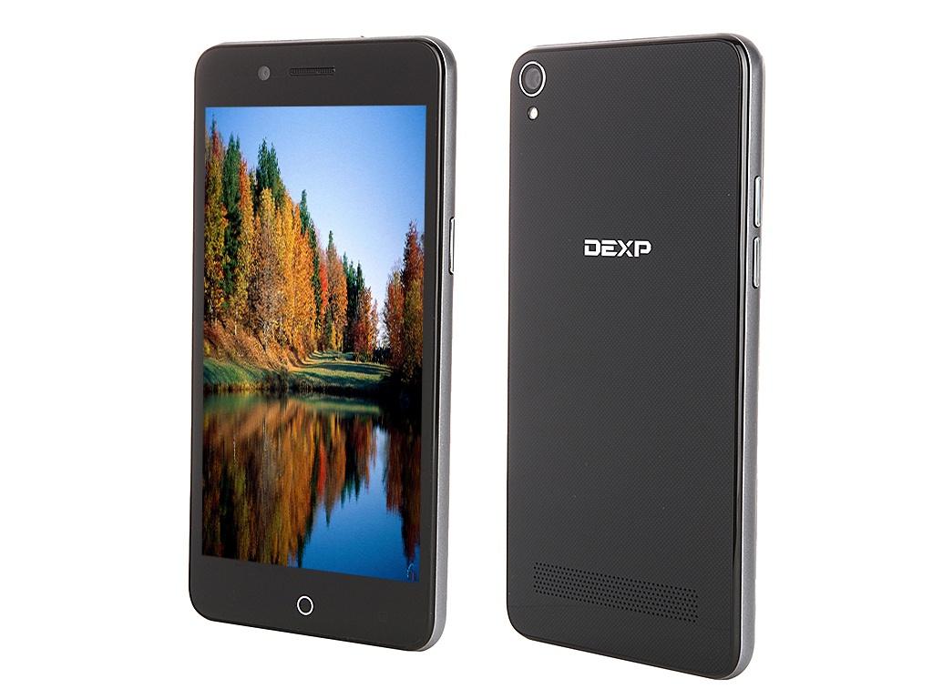 Сотовый телефон DEXP Ixion MS350 Rock Plus Black<br>