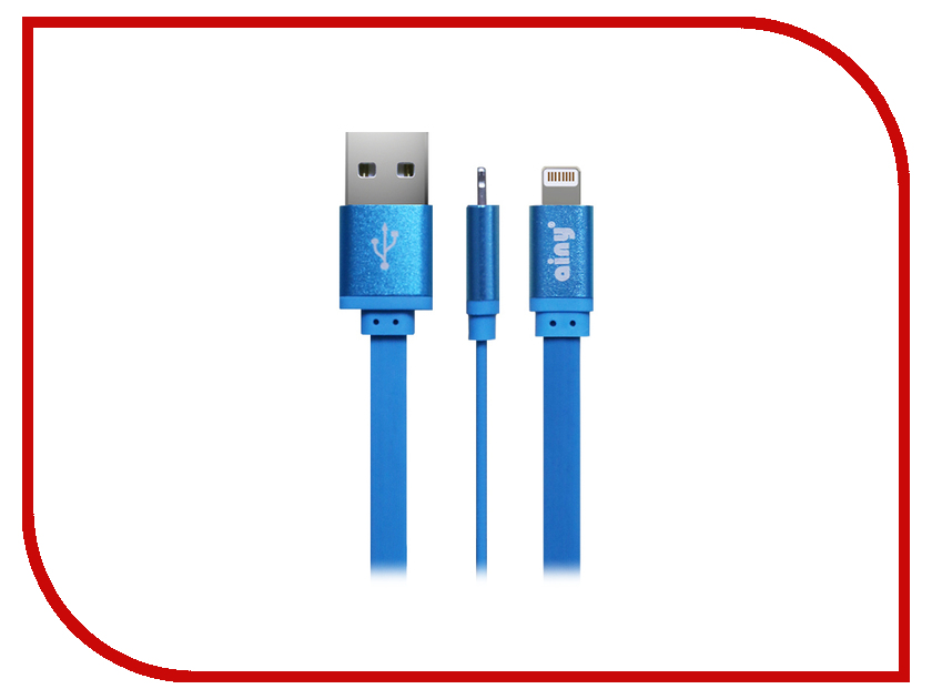 Аксессуар Ainy FA-052F для iPhone 5 / 5S / 5C / 6 / 6 Plus / iPad mini / Air Blue стилус other iphone 5 5s 6 ipad mini 3 4 eg0616