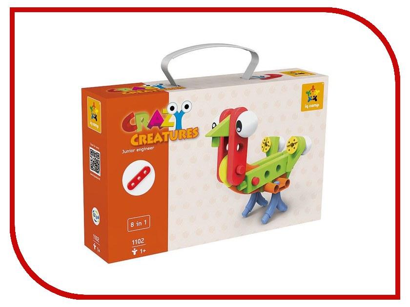 Игрушка Конструктор Gigo Junior Engineer Crazy Creatures 1102<br>