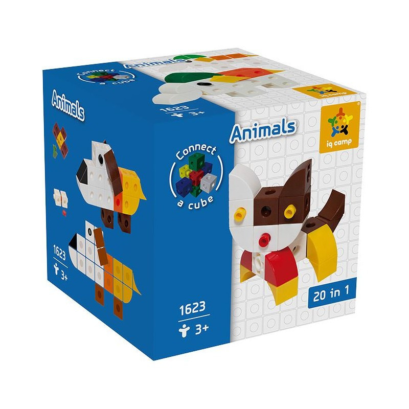 Конструктор Gigo Animals 1614<br>