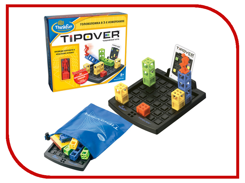 Игрушка ThinkFun Tipover 7070-RU<br>