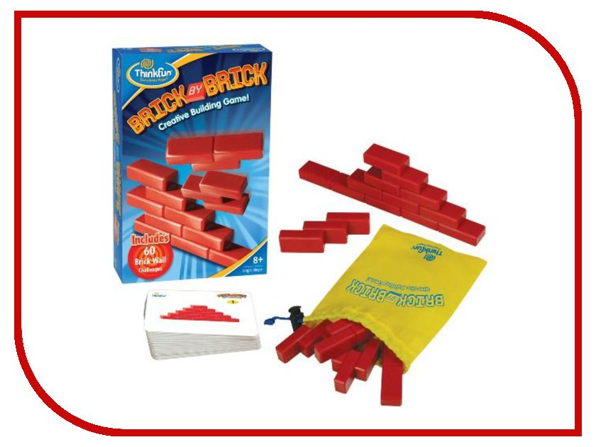 Игрушка ThinkFun Brick By Brick 5901-RU<br>