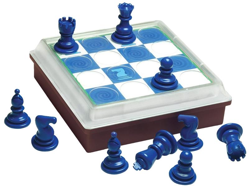 Настольная игра ThinkFun Шахматы для одного 3400-RU<br>