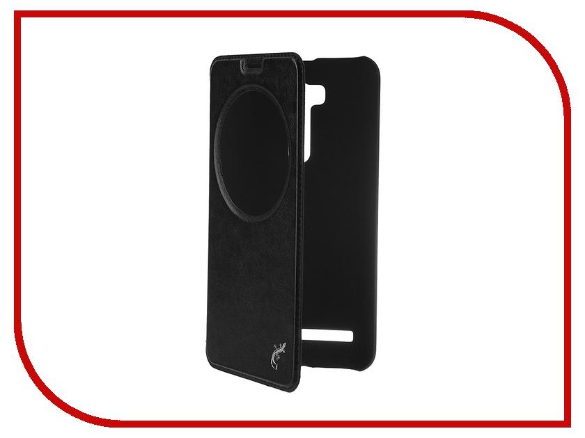 Аксессуар Чехол ASUS ZenFone 2 Laser ZE601KL G-Case Slim Premium Black GG-670<br>