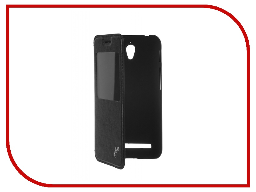 Аксессуар Чехол ASUS ZenFone Go ZC451TG G-Case Black GG-669<br>