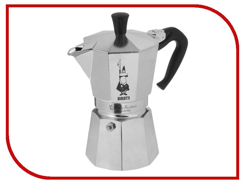 Кофеварка Bialetti Moka Express на 6 порций 1163 цена и фото