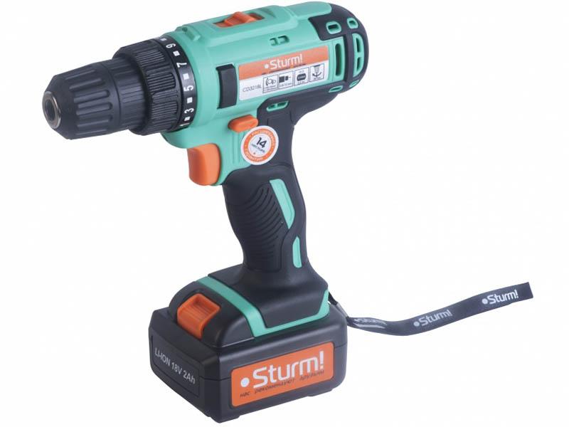 Электроинструмент Sturm! CD3218L