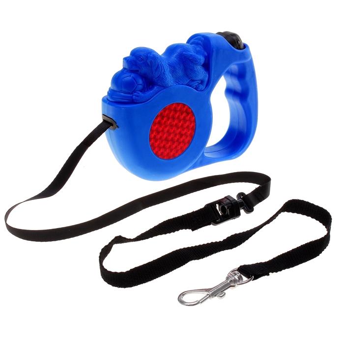 Рулетка Пижон 5м 613056 Blue<br>