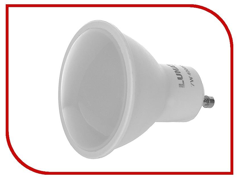 Лампочка LUNA LED GU10 7W 220V 4000K 60316<br>