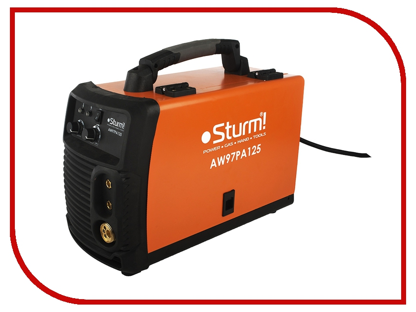 Сварочный аппарат Sturm! AW97PA125<br>