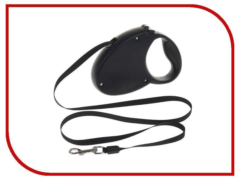 Рулетка Пижон Soft touch 1212604 Black