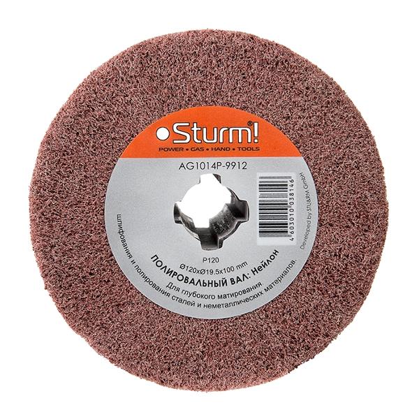 Sturm! AG1014P-9912 щетка, нейлон, 120x19.5x100mm