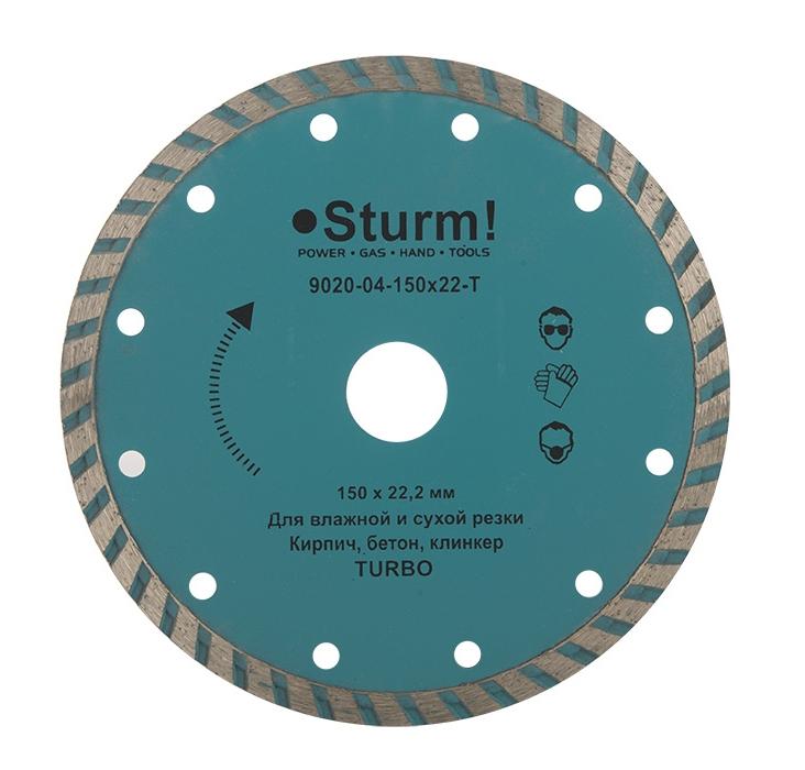 Диск Sturm! 9020-04-150x22-T<br>