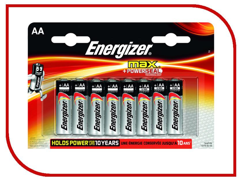 Батарейка AA - Energizer Max AA/LR6 (8 штук) кроссовки фирмы strobbs