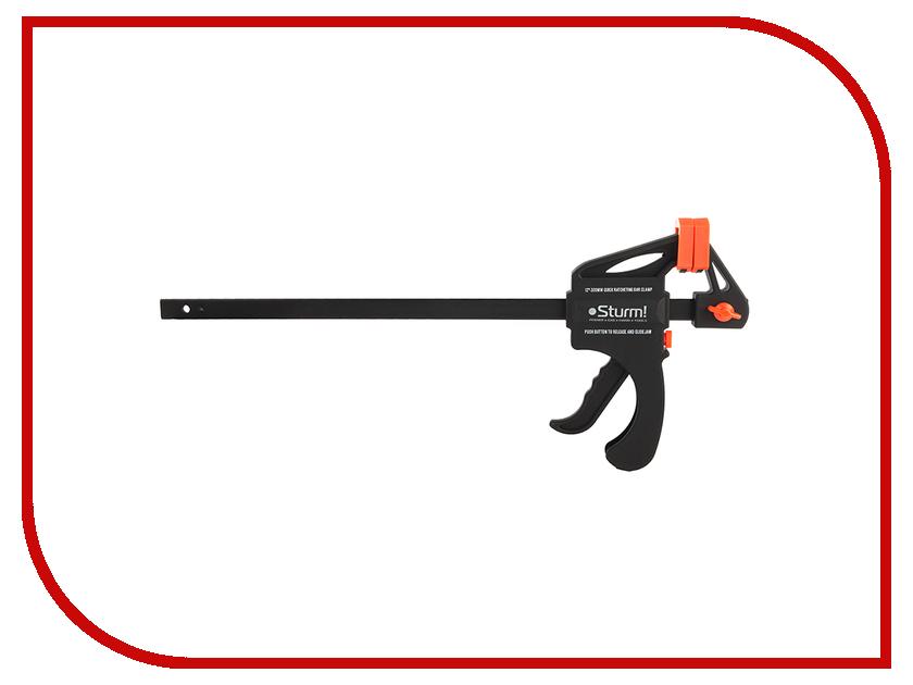 Инструмент Sturm! 1078-04-30 - струбцина