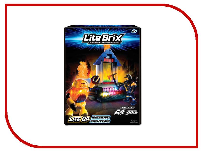 Игрушка Lite Brix Бомба и огненные бойцы 35850<br>