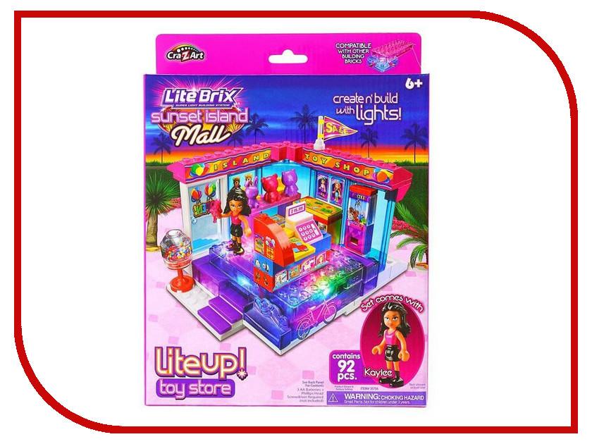 Игрушка Lite Brix Mall Магазин на пляже или Бутик 35763<br>