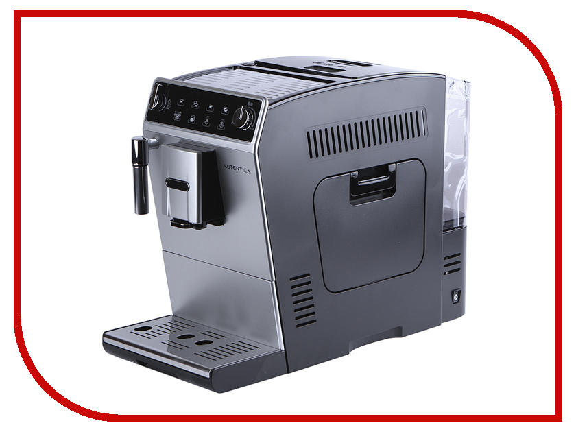 Кофемашина DeLonghi Autentica Plus ETAM 29.510.SB сканер атол sb 1101 plus black c подставкой