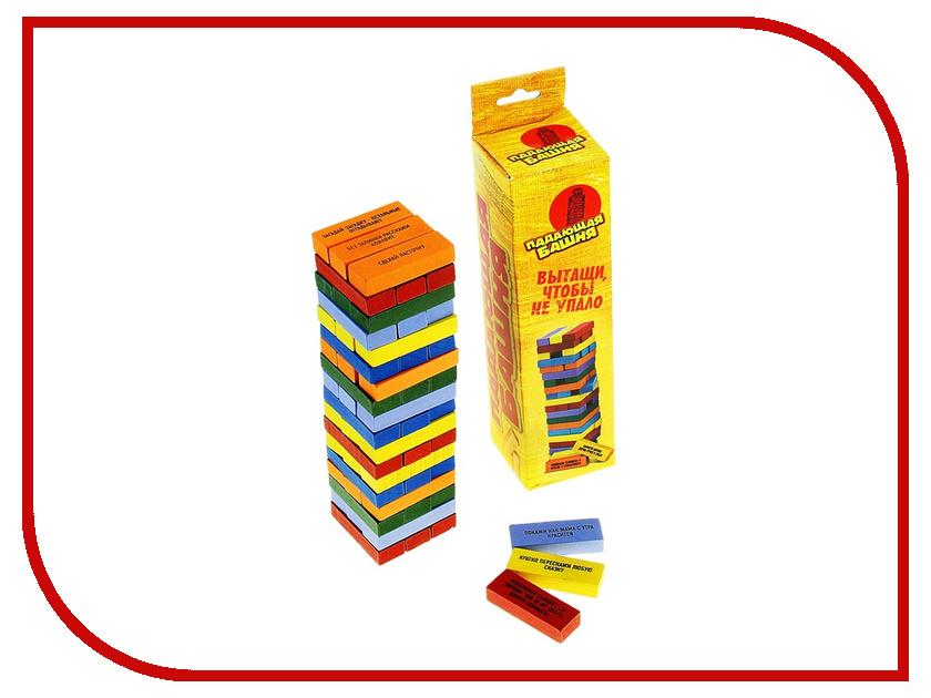 Настольная игра ЛасИграс Падающая башня 753774<br>