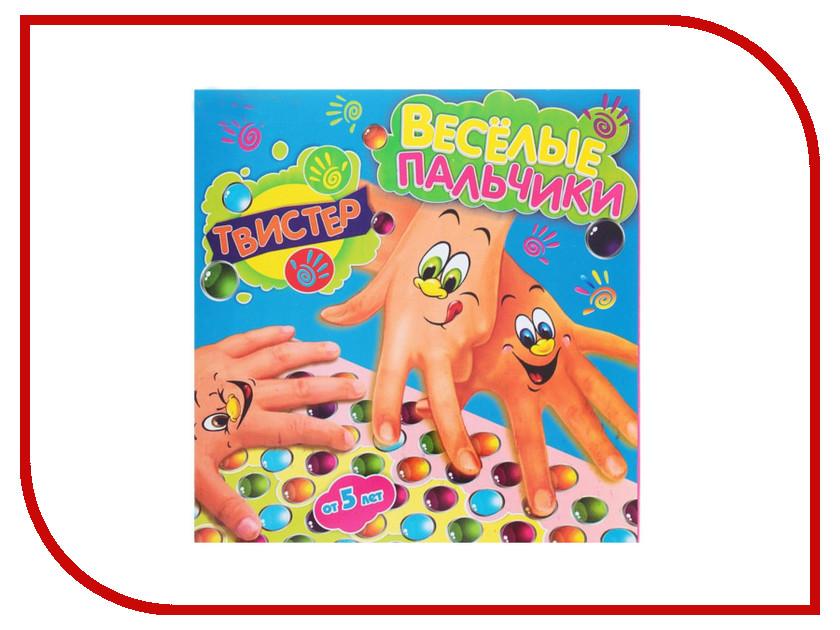 Настольная игра Задира-плюс Твистер пальчиковый 1158362