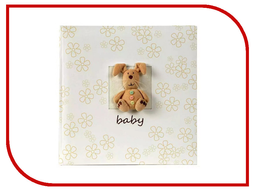 Фотоальбом Innova Plush Bunny 10x15/160 Q341292