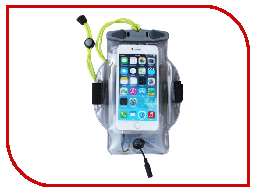 Аквабокс Aquapac Waterproof iTunes Case Large 519
