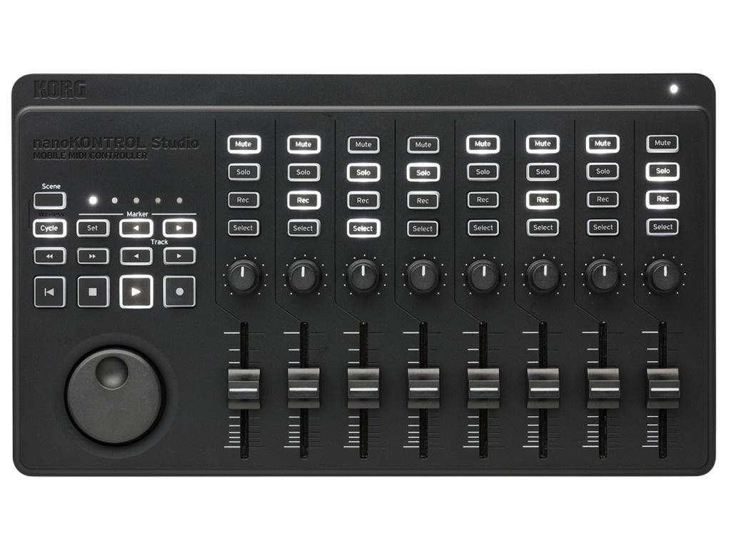 MIDI-контроллер Korg nanoKONTROL Studio