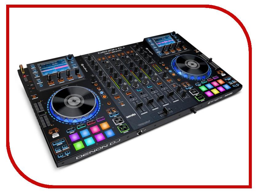 Dj контроллер Denon DJ MCX8000 denon dn mcx8000