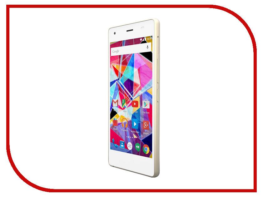 Сотовый телефон Archos A50 Diamond S White<br>