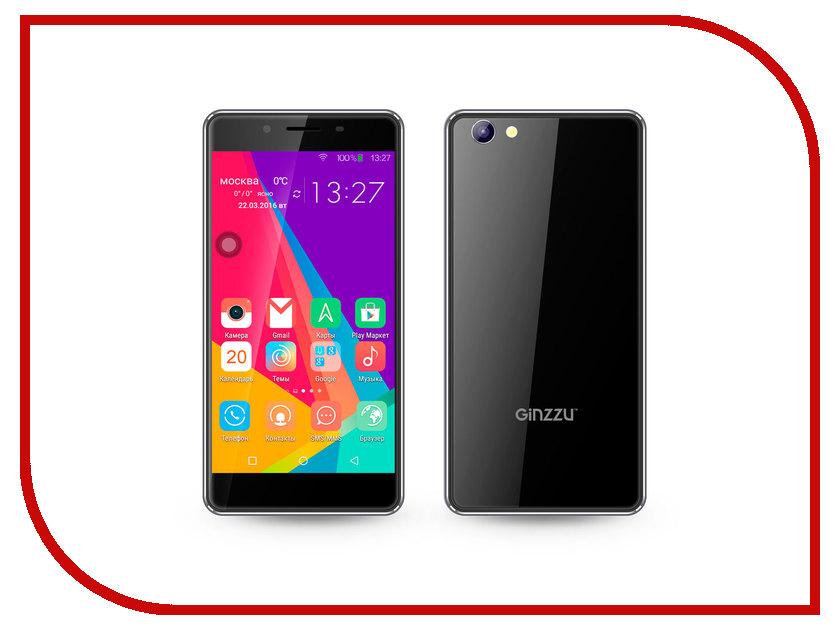 Сотовый телефон Ginzzu S5040 Black<br>