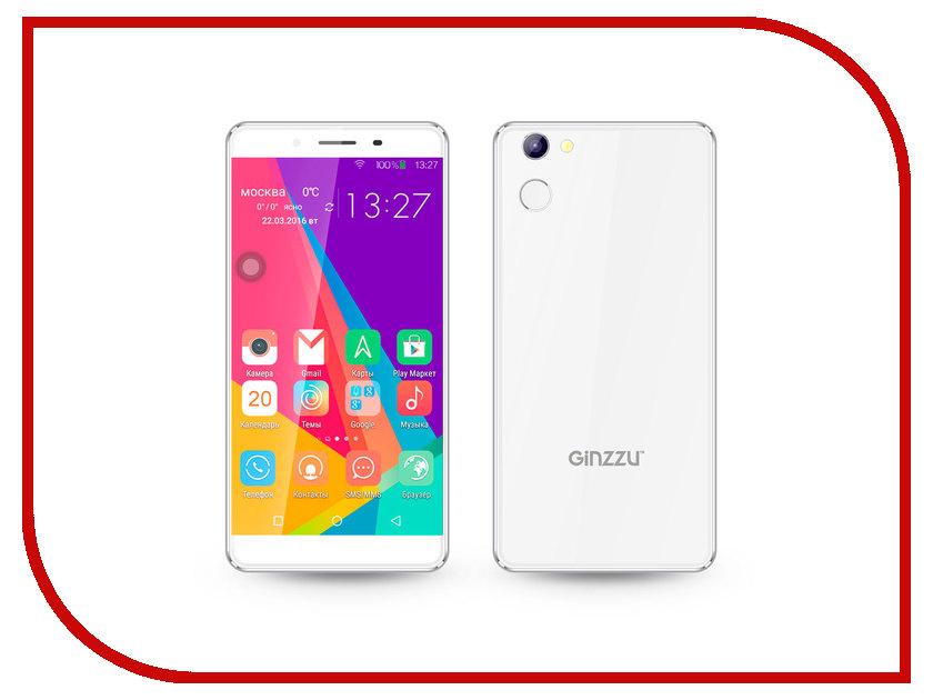 Сотовый телефон Ginzzu S5140 White<br>