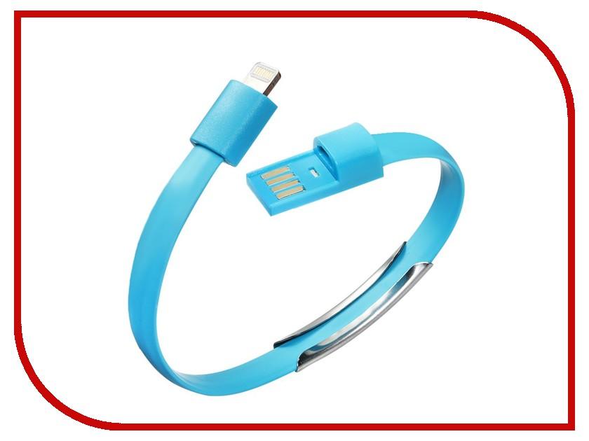 Аксессуар Activ USB / Lightning Cabelet Mono Blue 46903
