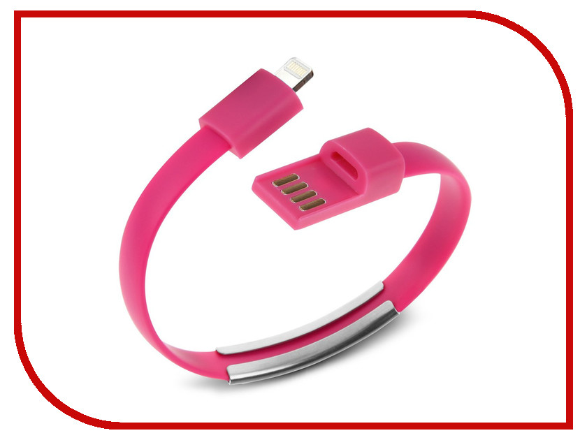 Аксессуар Activ USB / Lighting Cabelet Mono Rose 46898 activ hyd cable 208t rose 54427