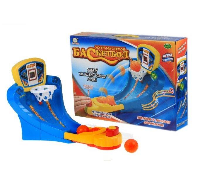 Настольная игра S+S toys Баскетбол ER6684R<br>