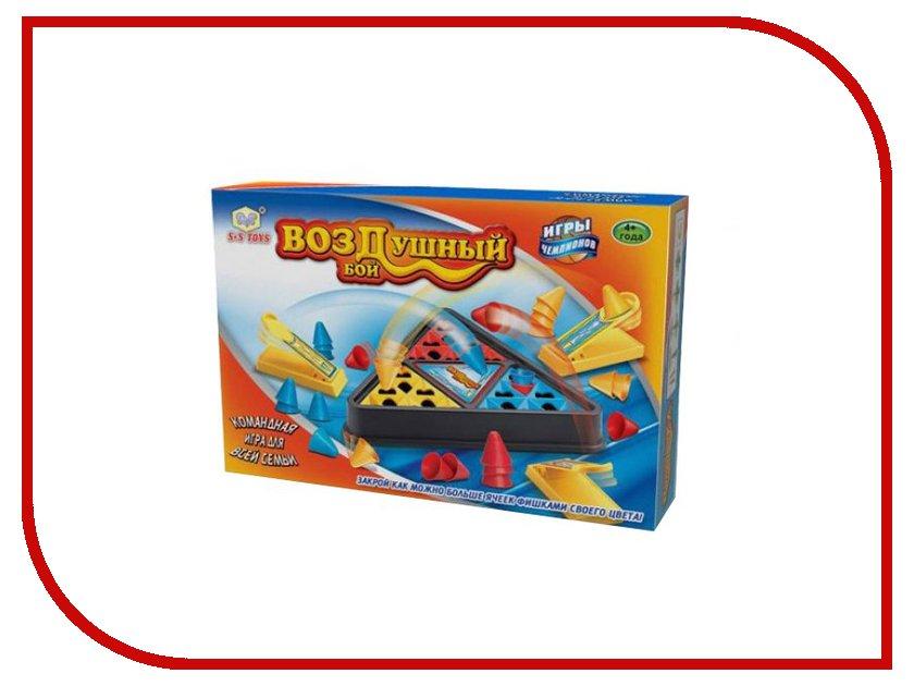 Настольная игра S+S Toys Воздушный бой ER6685R игра s s toys набор инструменты 96972