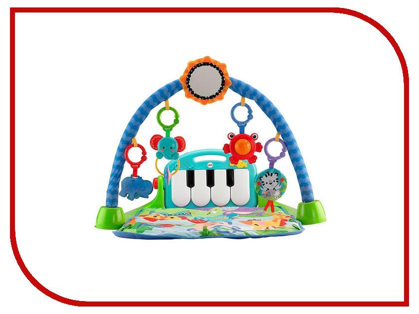 Развивающий коврик Mattel Fisher-Price BMH49 mattel танцевальный коврик робота бибо fisher price