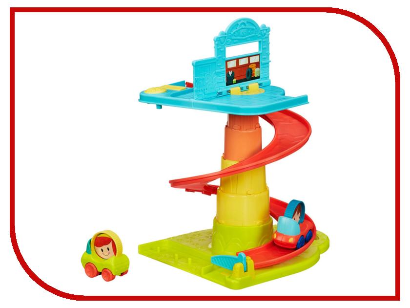Игрушка Hasbro Веселый гараж B1649<br>