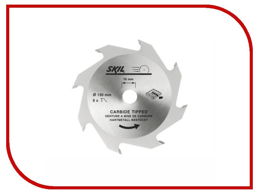 Диск Skil 2610386587 пильный, по дереву, 130x16mm<br>
