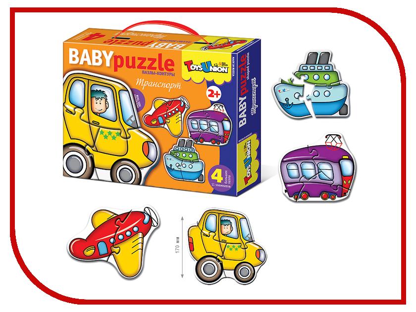 Игрушка ToysUnion Транспорт 00-601 самые любимые мультики выпуск 9