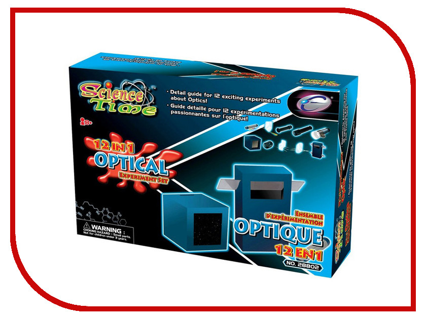 Игрушка Eastcolight Эксперименты с оптикой 28802<br>