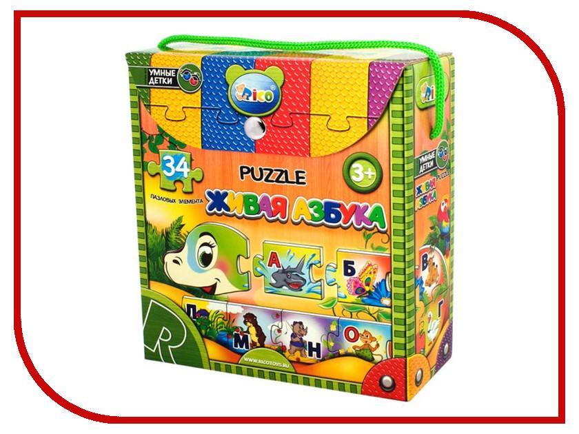 Настольная игра Rico Живая азбука 12-002<br>