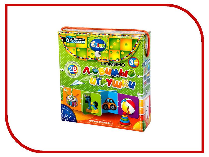 Настольная игра Rico Любимые игрушки 11-001<br>