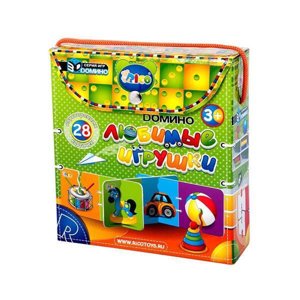 Настольная игра Rico Любимые игрушки 11-001