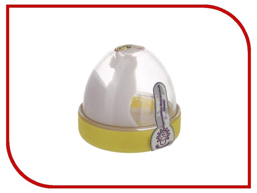 Жвачка для рук Handgum Светящийся фиолетовый Glower 35 гр