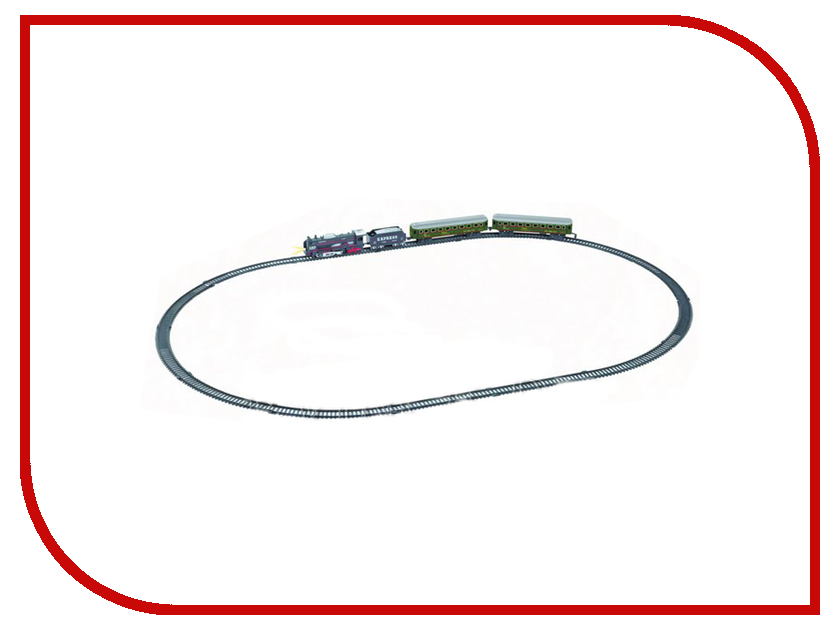 Железная дорога Play Line HS0160086